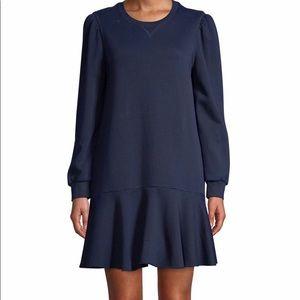 La Vie Rebecca Taylor Sweatshirt Dress - Small